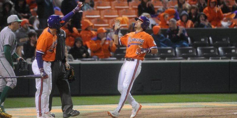 Two Tigers chosen on Day 2 of MLB Draft