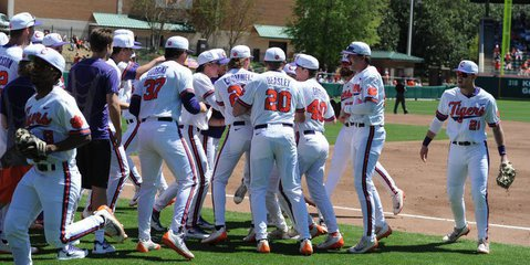 Clemson's baseball team has won 29 games this season