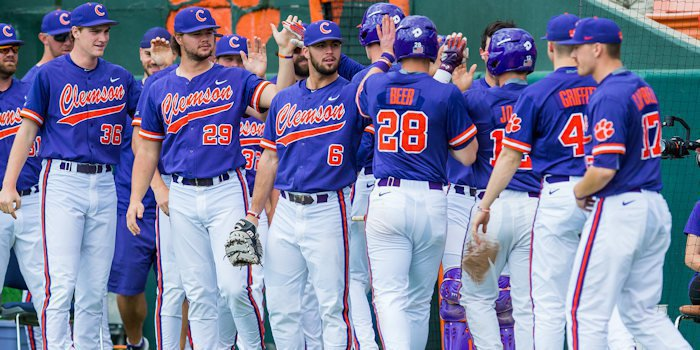 Clemson has another shot at win No. 40 Friday