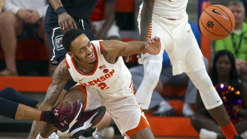 After a slow start, Reed warmed up to lead Clemson to an ACC-opener win.