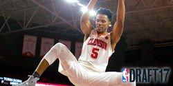 WATCH: NBA Draft tape for Jaron Blossomgame