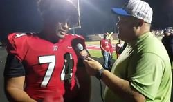 WATCH: Exclusive interview with 5-star Jackson Carman