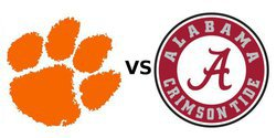 Clemson vs. Alabama Postgame Notes