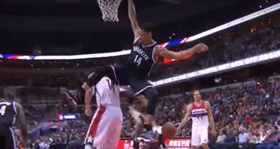 WATCH: KJ McDaniels' 15 dunks of the 2016-17 season