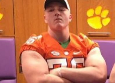 Clemson offers big-time 2019 OT