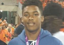 Clemson makes top group for 4-star CB