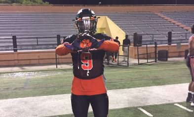 Clemson offers top-rated 2019 TE