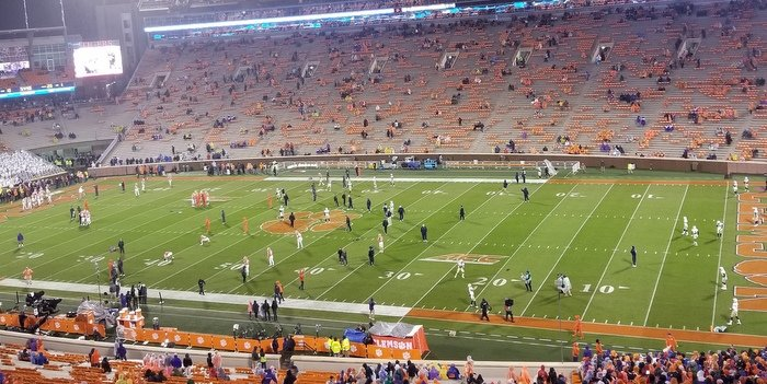 LIVE from Clemson, SC