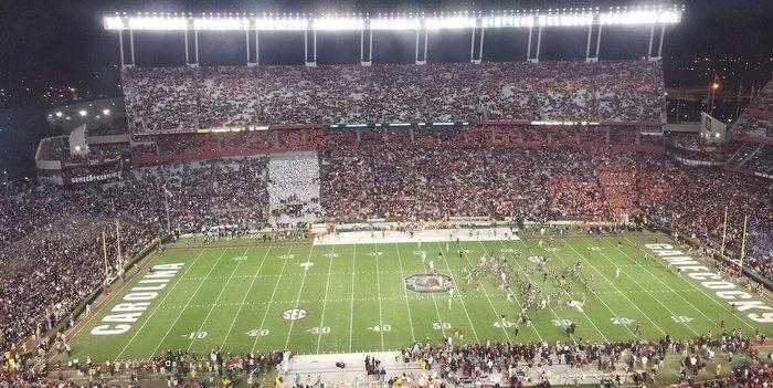 LIVE from Columbia, SC - Clemson vs. South Carolina