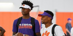 Amari Rodgers and Tee Higgins: Will the kids play this season?