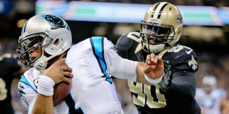Barnes played his rookie season for the Saints. (USA TODAY Sports photo)