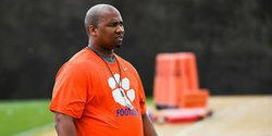 Todd Bates on Clemson opportunity: