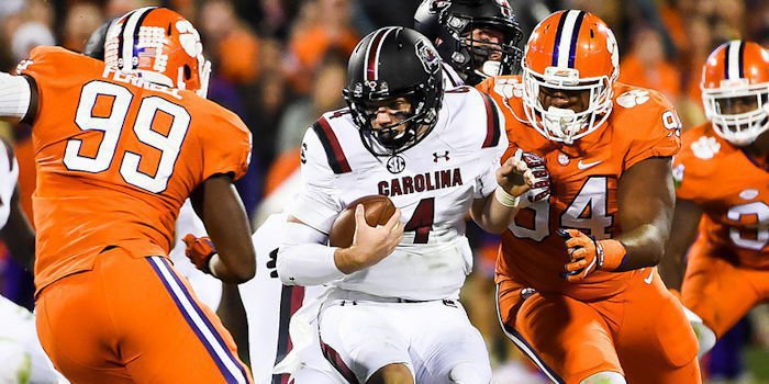 Clemson's defense will try and keep the Tigers in the championship hunt this seaosn