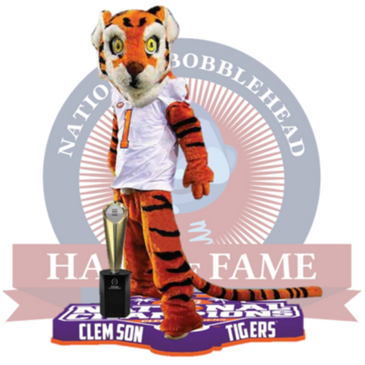 Clemson has their own National Championship bobblehead