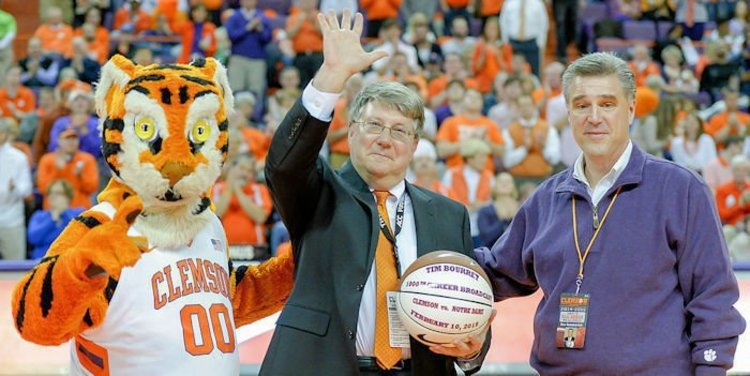 Bourret to be inducted into CoSIDA Hall of Fame