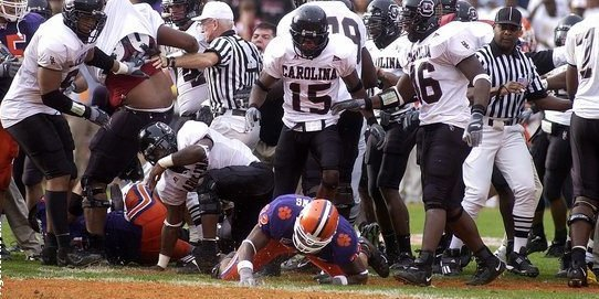 Both teams declined bids to bowl games after the brawl