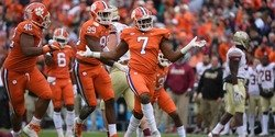 Season outlook: Clemson has talent, depth at defensive end