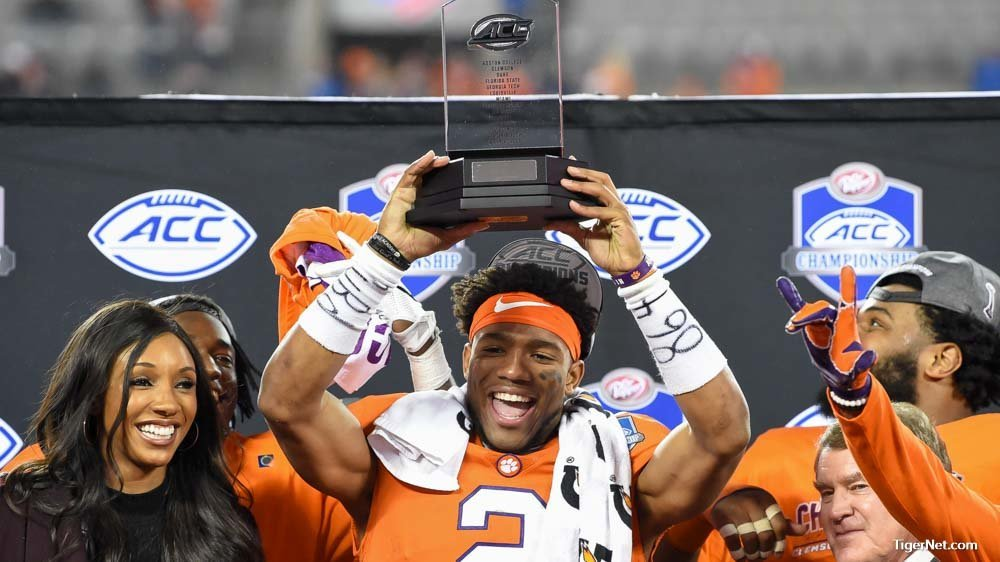 Kelly Bryant led Clemson to an ACC Championship last season