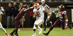 Second Look: Grading Clemson versus Virginia Tech