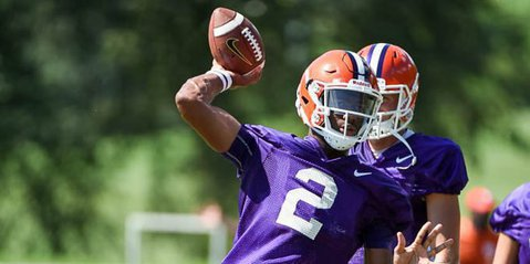 Kelly Bryant will start on Saturday against Kent State