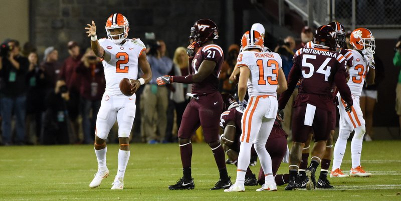 Kelly Bryant is a big reason the Tigers are 5-0