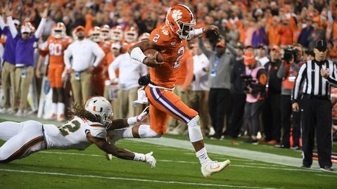 Kelly Bryant reportedly in the mix with ACC school