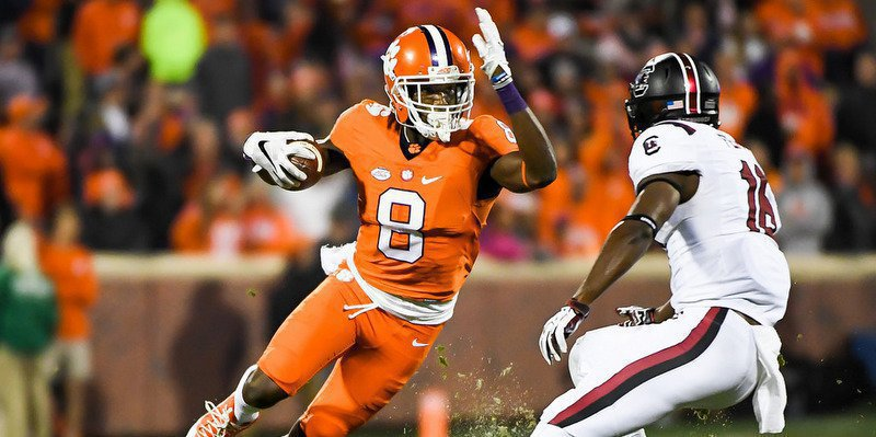 Deon Cain is just one of Clemson's returning playmakers