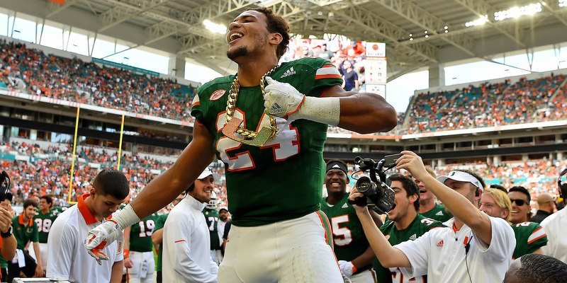 Miami's turnover chain has gained national attention (Photo by Jasen Vinlove, USAT)
