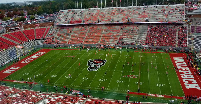 LIVE from Raleigh, NC - Clemson vs. NC State