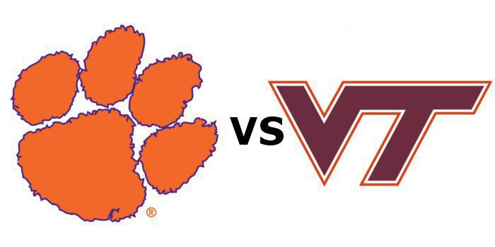 Clemson plays at Virginia Tech this weekend