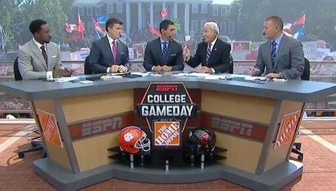 ESPN College GameDay coming for Clemson-Georgia Tech opener