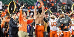 Club All In: Caldwell raps, Swinney sings to his wife as players take a day off