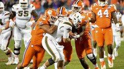WATCH: Clemson defense breaks down Alabama challenge