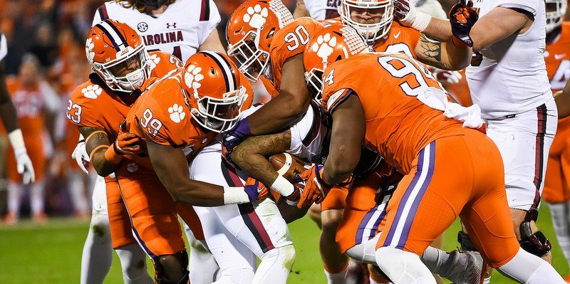 Clemson's Clelin Ferrell gets another shot at South Carolina