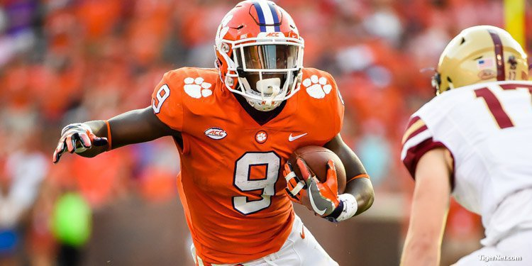 Travis Etienne is going to be a star, no matter how his name is pronounced