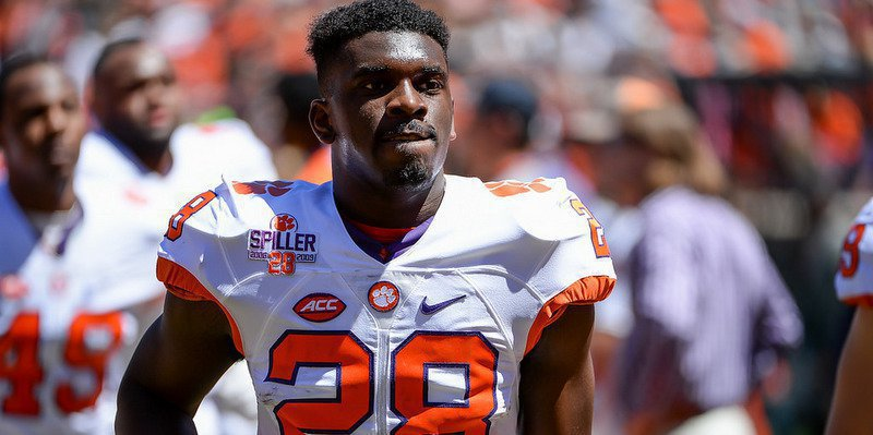 Tavien Feaster: He's bigger, he's stronger and his confidence is back