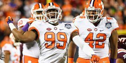 Clemson leads conference with 8 AP All-ACC selections