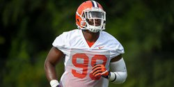 Death Valley scrimmage insider: Defense and Clelin Ferrell shine