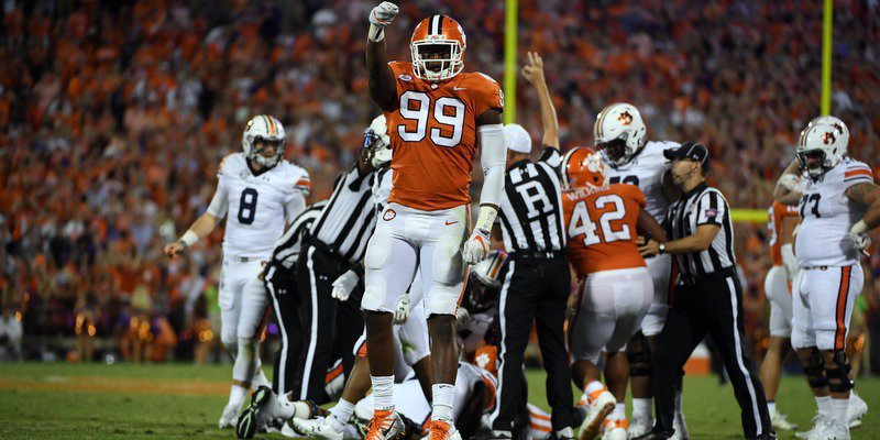 Clelin Ferrell says he hasn't made a decision