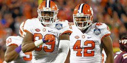 Clemson leads with 8 Tigers named to All-ACC Preseason Football team