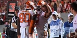 Swinney says Tigers won despite Bryant's poor play, youth and defensive lapses