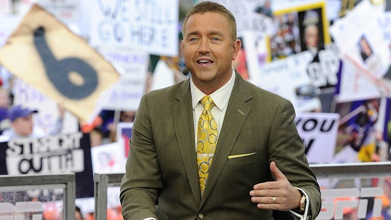 ESPN's Kirk Herbstreit releases his top six ranking - TigerNet.com