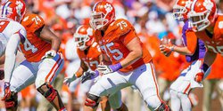 Clemson lineman named Outland Trophy player of month