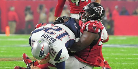 Atlanta Falcons: Grady Jarrett in it for the long haul
