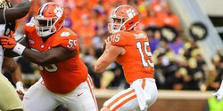 Playing time breakdown: Clemson football through six games