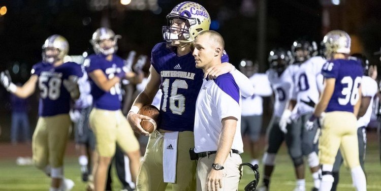 King led Cartersville to 2 state titles