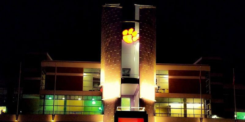 Clemson's facilities are among the best in the country (Photo by Koty Hood)
