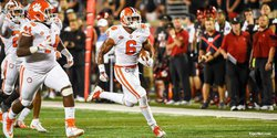 Former Clemson LB signs rookie contract with Chiefs