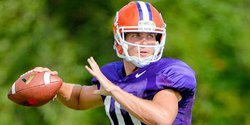 Former Clemson QB signs with Ravens