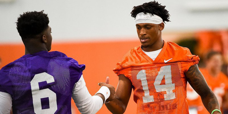 Diondre Overton has had a strong start to fall camp